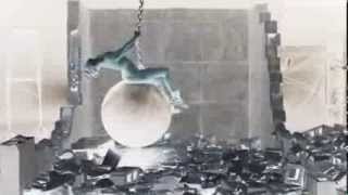Miley Cyrus Wrecking Ball Scary Version