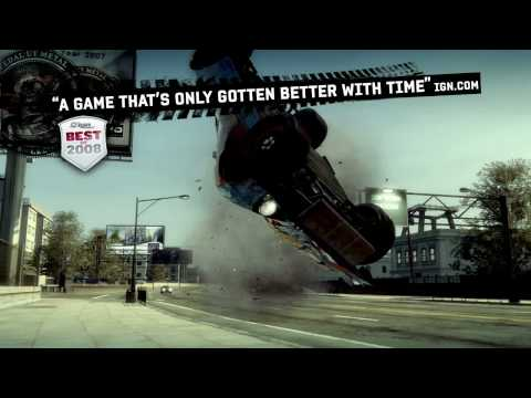 Burnout Paradise: The Ultimate Box - Trailer [HD]