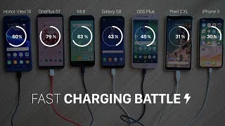 The Ultimate Fast Charging Battle!