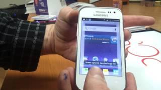 Samsung Admire 4g Screen Shot Metro Pcs