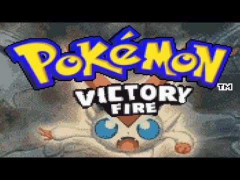 Pokemon Victory Fire Version! Part 1