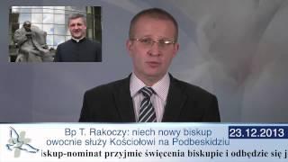 Bp T. Rakoczy: niech nowy biskup owocnie służy Kościołowi na Podbeskidziu