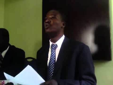 Pastor Wilvert Jean Charles confined illegally the building of Theophile Church in Christ in Haiti!