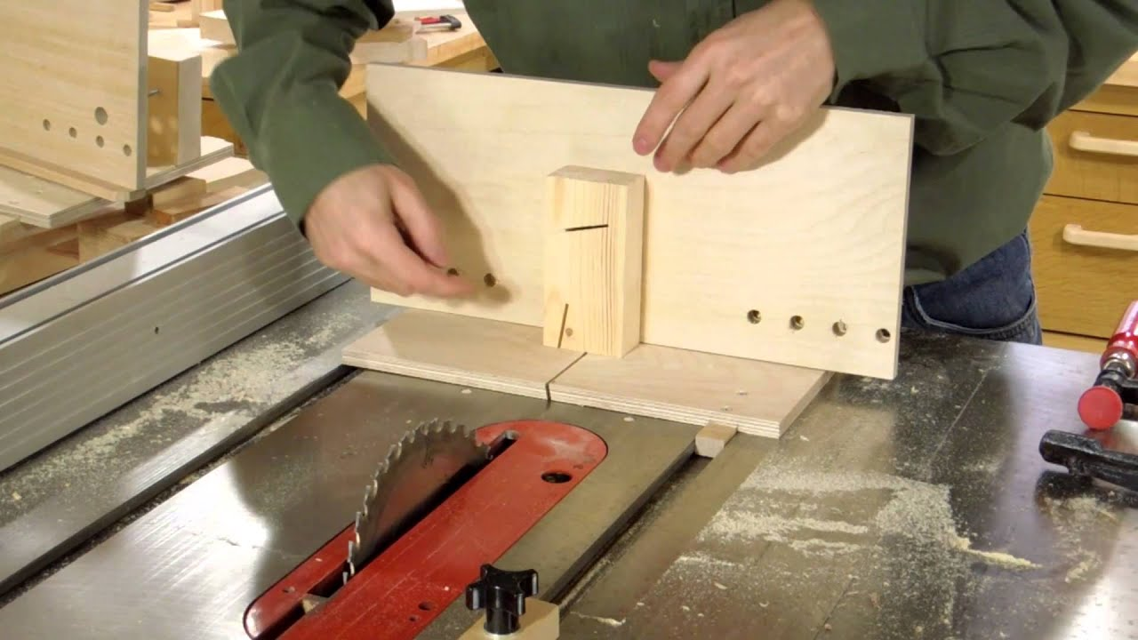 dovetail jig youtube