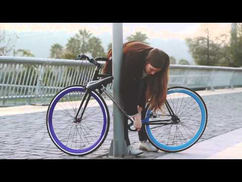 The Unstealable Bike by Yerka  (Prototype) - Teaser