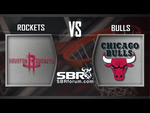 NBA Picks: Houston Rockets vs. Chicago Bulls