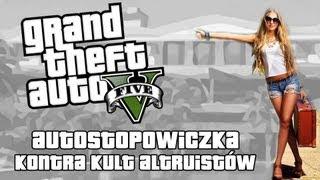 GTA V Autostopowiczka I Akolita Altruistów Achievement
