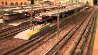 Francois Maquette Rail Train HO Passion Model Railroad