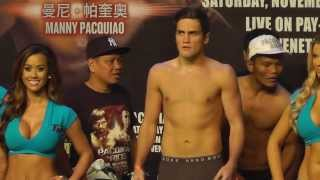 Liam Vaughan, Dan Nazareno Jr weigh in from Macau