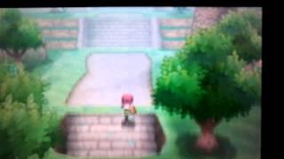 Pokemon X Et Y Comment Avoir Le Poussifeu Special