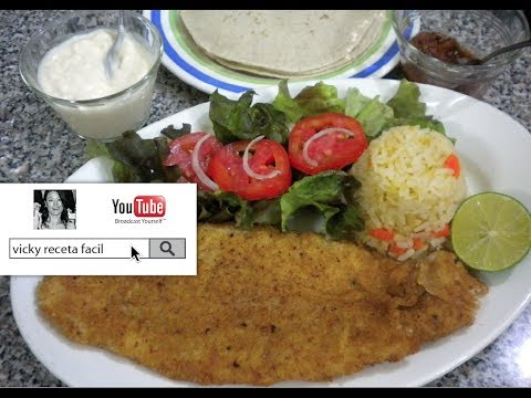 FILETE DE PESCADO EMPANIZADO / FISH FILLET BREADING