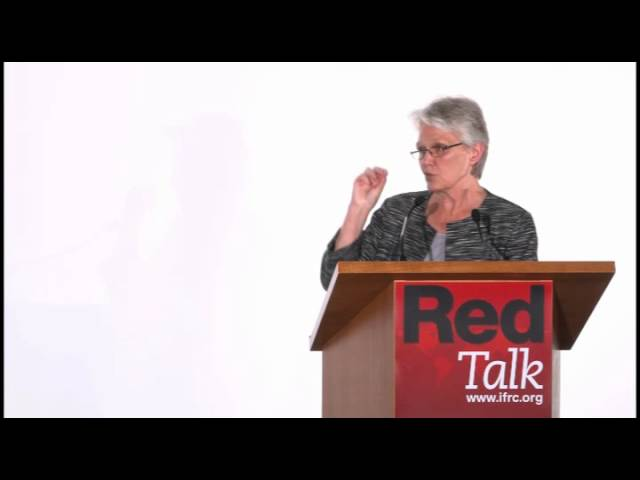 RedTalk: Margareta Wahlström on Disaster Risk Reduction