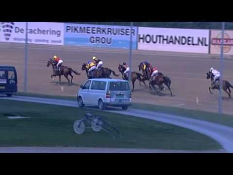 Vidéo de la course PMU PRO ONE HORSE CARE MONTE CHALLENGE