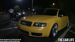 Modified JJB Motors Audi S4 vs Modified MRC Audi S4 videos