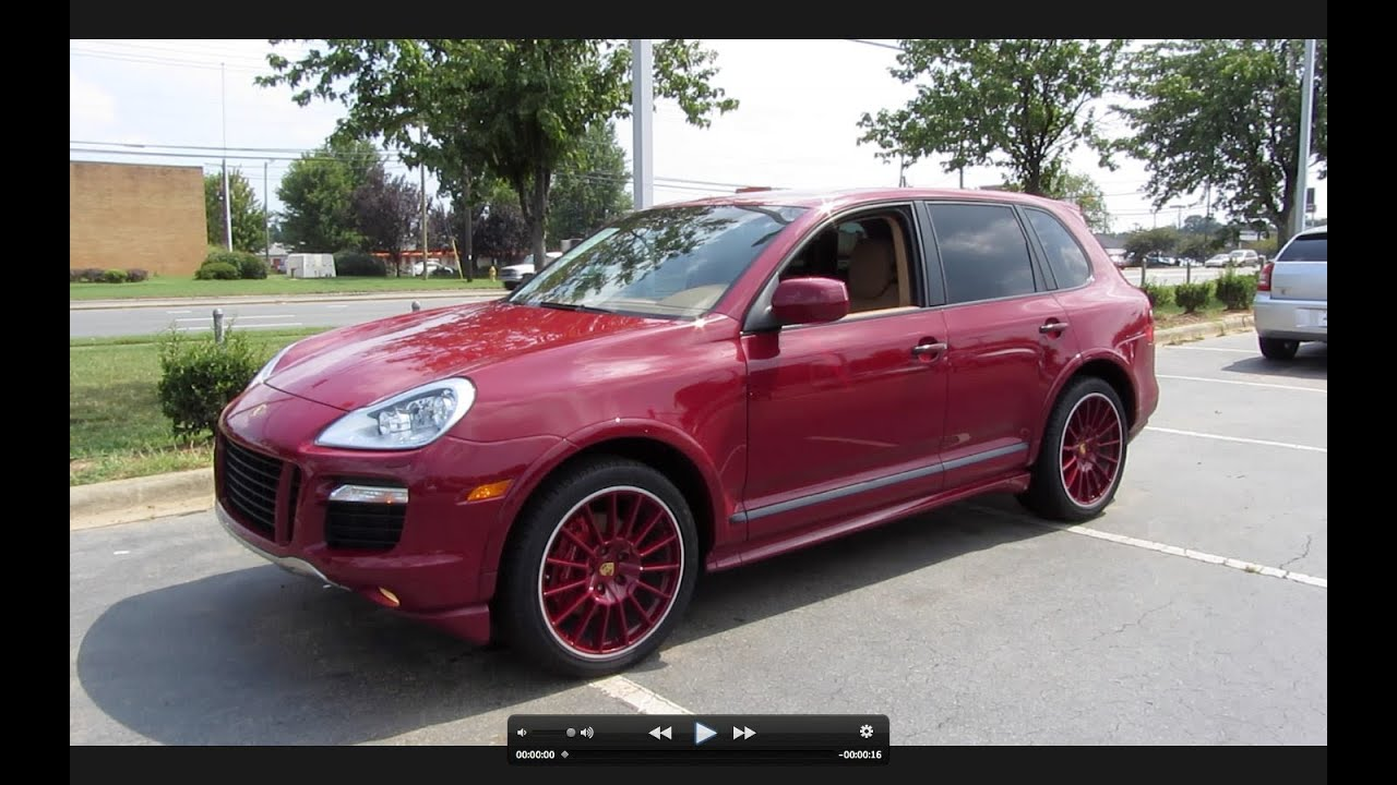 2008 porsche cayenne gts 6 spd start up exhaust and in depth tour youtube. Black Bedroom Furniture Sets. Home Design Ideas