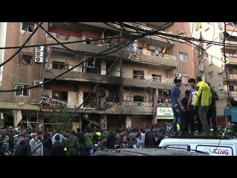 Qaeda group claims bomb in Beirut Hezbollah stronghold