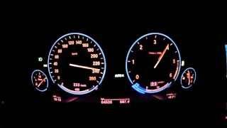 2013 BMW 530d XDrive Limousine 258 PS (F10) Beschleunigung
