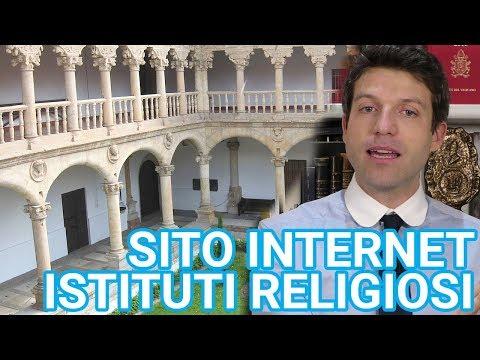 Cinque consigli per il sito web di un istituto religioso #tutorialweca