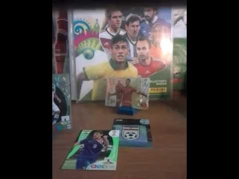 Karty FIFA WORLD CUP Brasil odc.1 Neymar