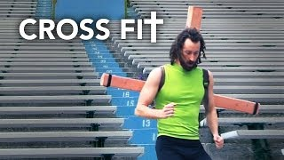[CrossFit By Jesus Will Get You In Shape For Summer] Video