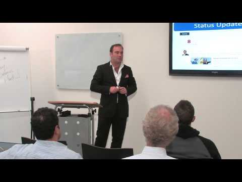 Leveraging your Business With LinkedIn by Sean Grobbelaar