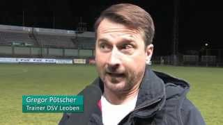 DSV Leoben -  SV Gleinstätten