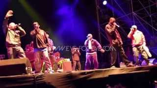 VIDEO: Wu-Tang Clan at Primavera Sound