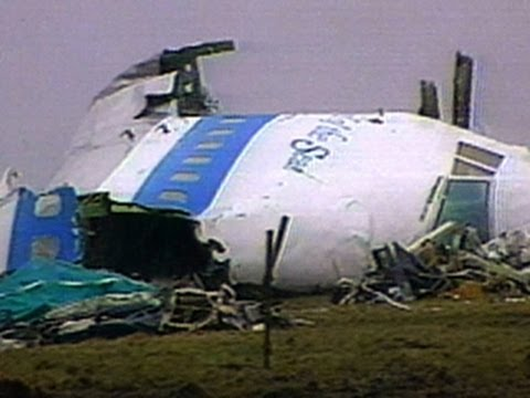 Memorials mark 25th anniversary of Lockerbie bombing