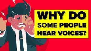 Up To 28% Of All People Hear Voices - WHY?