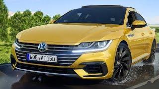 2018 Volkswagen Arteon - Driver Assistance Systems [YOUCAR]. YouCar Car Reviews.