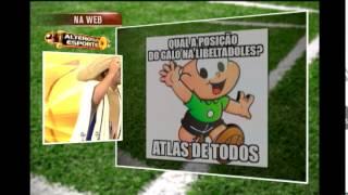 Internautas fazem piada com lance de Victor no final do jogo do Atl�tico