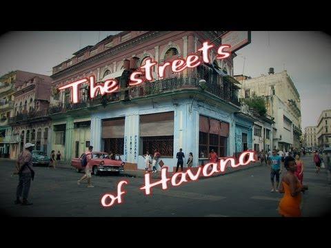 Streets of Havana - Cuba Musica