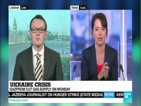 17th June: Dr. Andrew Foxall on France24 on the gas dispute between Ukraine and Gazprom