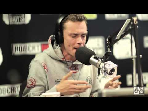 Logic Freestyles Over Classic Hip Hop Beats!