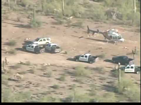 Mexican Drug Cartels now control corridor from Mexican border to Phoenix.flv