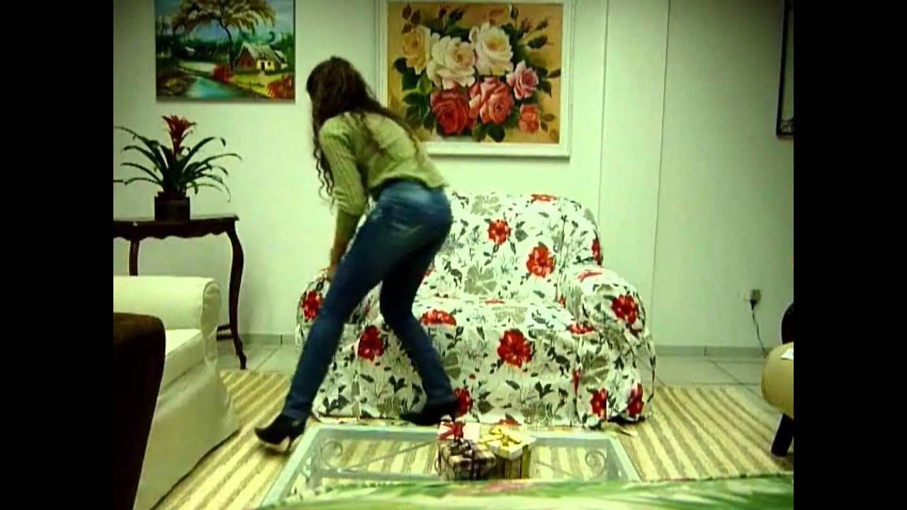Troque a capa de seu sofá em alguns segundos Capas Novo Século  #69B417 1920x1080