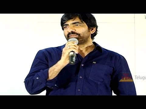 RaviTeja Movie Opening & Press Meet With Rock Line Entertainments