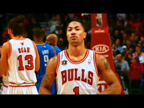 Derrick Rose - The Bull unleashed HD