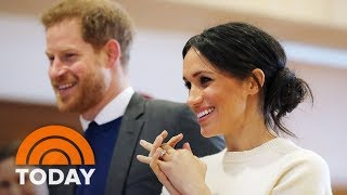 With Prince Harry & Meghan Markle's Royal Wedding 1 Month Away, Preparations Kick Into Gear | TODAY