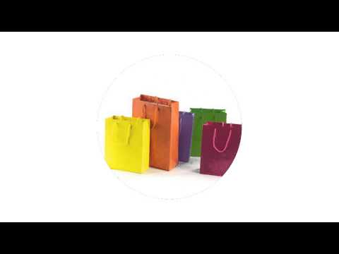 Plastic Boutique Bags Canada | FREE Shipping on Every Order