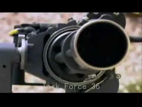 Future Weapons  |  M-134 Gatling Gun  |  Part 1-1  |  TF36