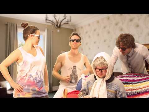 Walks Like Me Nana (The Wanted - Walks Like Rihanna Parody)