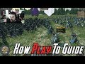AJ s Total War Warhammer 2 How to play Guide