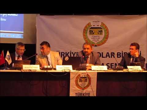 CMK1 | Türkiye Barolar Birliği Eğitim Merkezi ile Baromuzun ortaklaşa düzenlediği