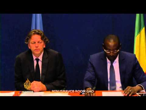 UN met to discuss Mali unrest after violence