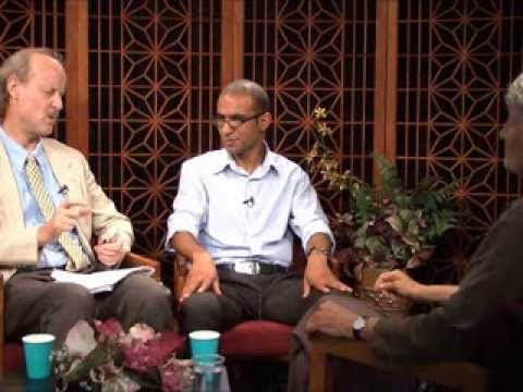 Interview with Ayman Nijim and Dr. Bill Slaughter focused on the Gaza Strip.