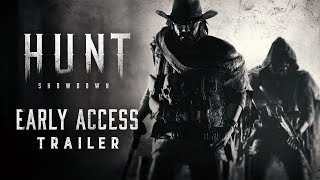 Hunt Showdown - Early Access Trailer