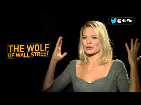 Margot Robbie reveals why she took on 'The Wolf of Wall Street'