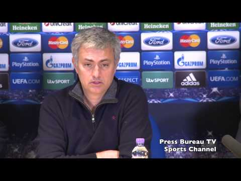 Jose Mourinho reaction Chelsea vs Galatasaray