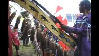 Grand Entry Day 1 Tsuu T'ina Pow Wow 2012